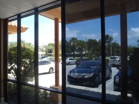 Try Commercial Window Tinting in Colorado Springs CO and Metro Denver with Centennial Window Films